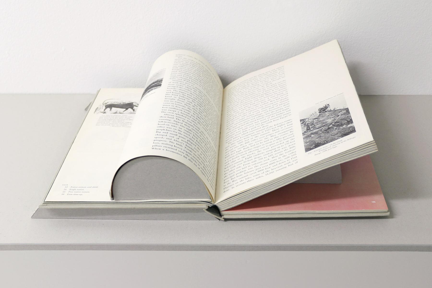 installation detail book